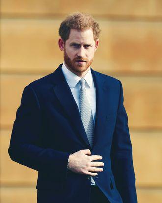 Prince Harry.