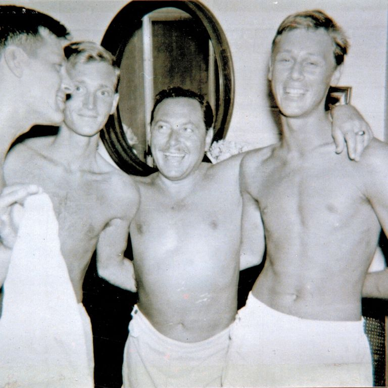 Photos: Paul Thek and His Merry Band of Fifties Gay Artists