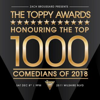 zach broussard s top 1 000 comedians of 2018 2 000 nominees
