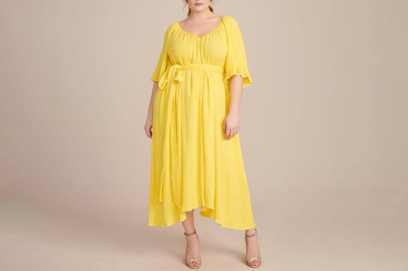 Anaak Uma Midi Dress