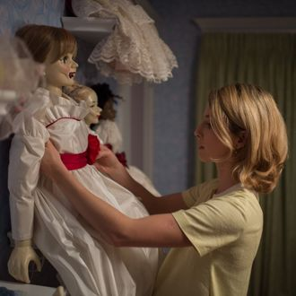 Annabelle Will Extend Her Reign of Terror for a Third Movie