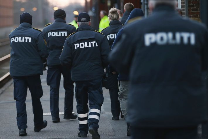 It's illegal to possess pepper spray in Denmark.