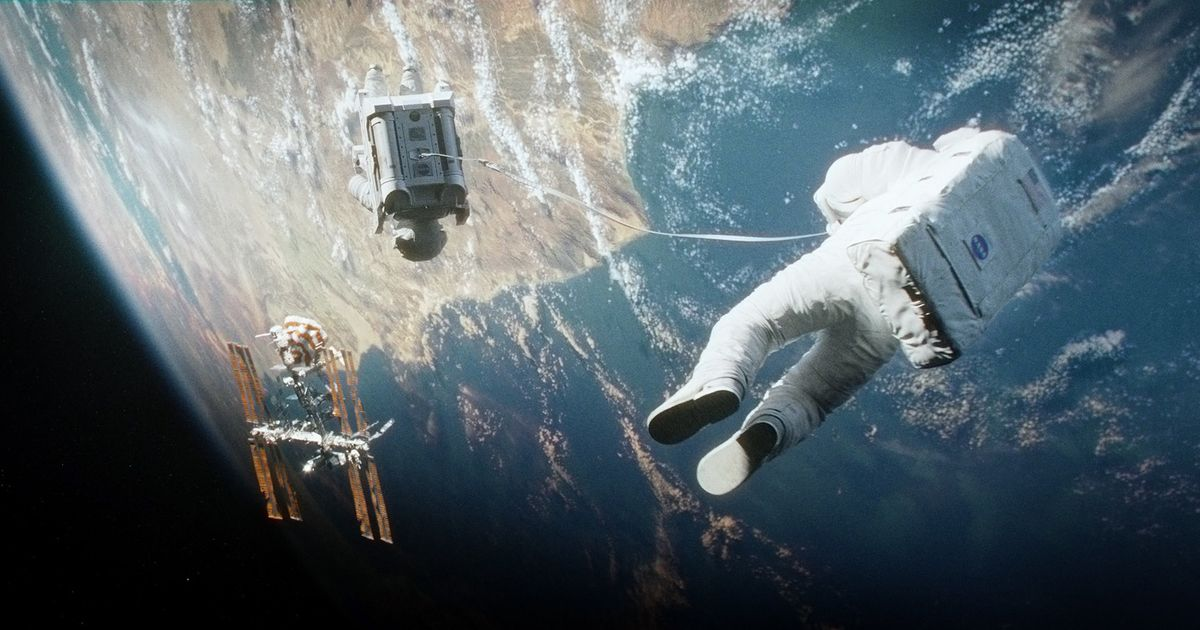 An Astronaut Fact-checks Gravity