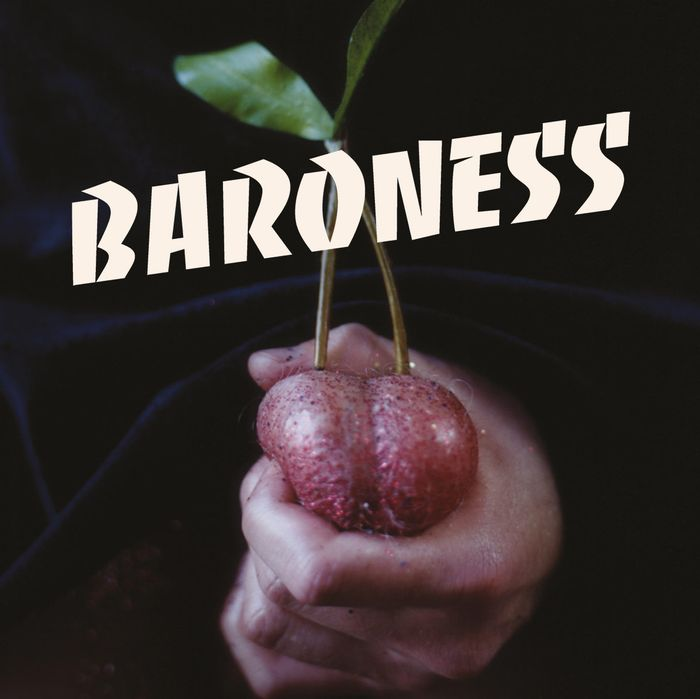One of two <i>Baroness</i> covers.