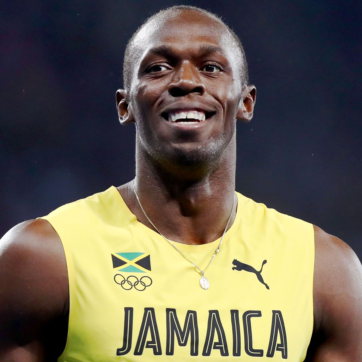 Usain Bolt S Daughter S Perfect Name Olympia Lightning Bolt