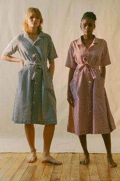 Wagner Uniform House Dress