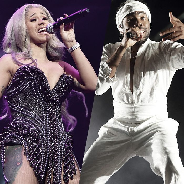 The Best Grammys 2018 Nominees
