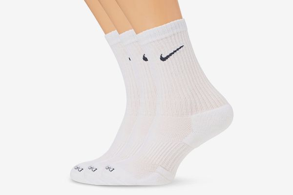 Nike Men's Dri-Fit Half-Cushion Crew Socks