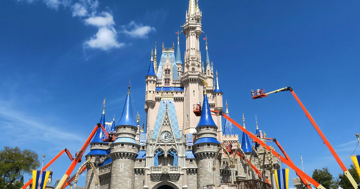Disney World Is Reopening. Some Workers Are Worried.