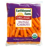Baby carrots: Campbell's manna?