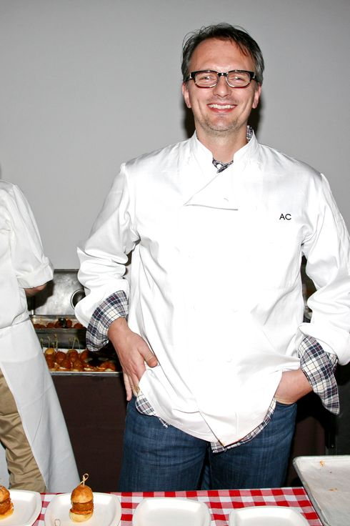 Andrew Carmellini - NEW YORK TASTE Culinary Event - Skylight SoHo, NYC