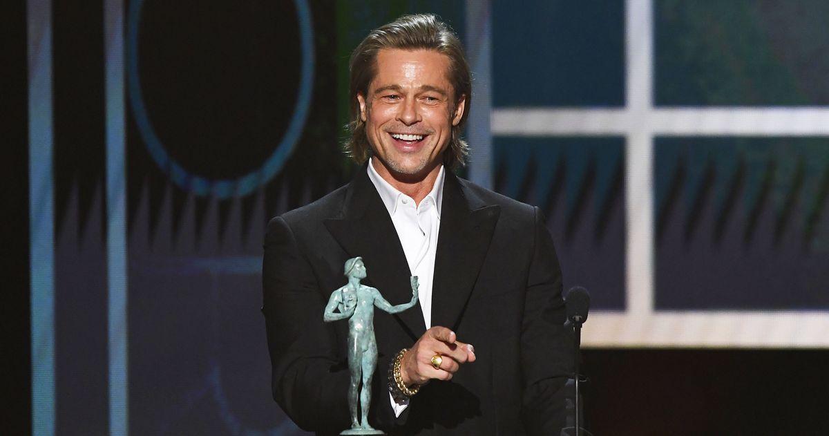 Who Is Writing Brad Pitt's Awards Season Speeches?