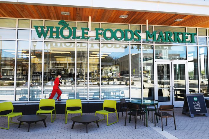 Why Did Whole Foods Stock Drop