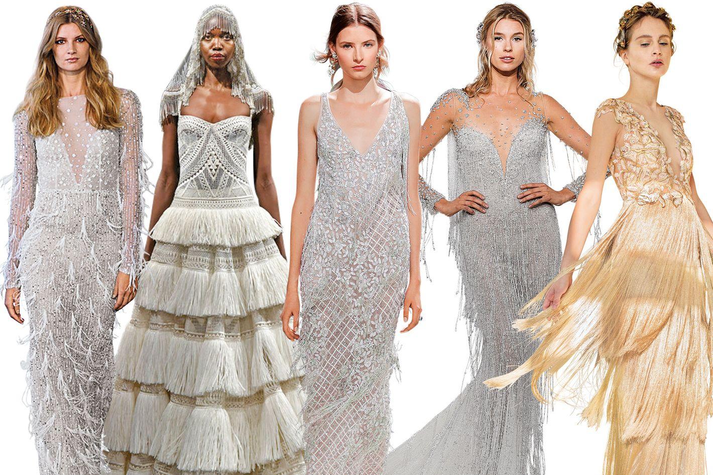 Best Summer Wedding Gowns 2018