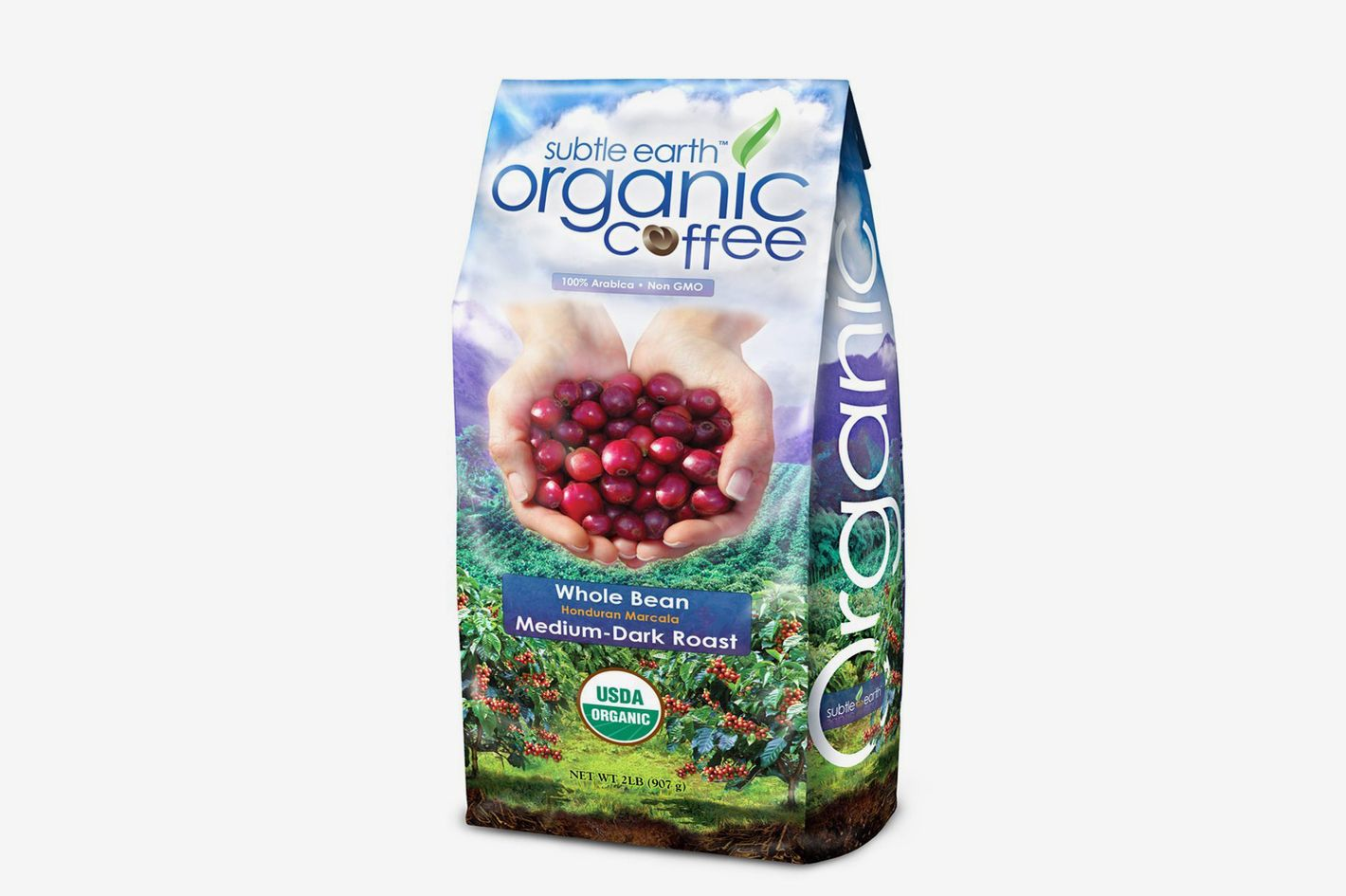 Cafe Don Pablo Subtle Earth Organic Gourmet Coffee — Medium-Dark Roast