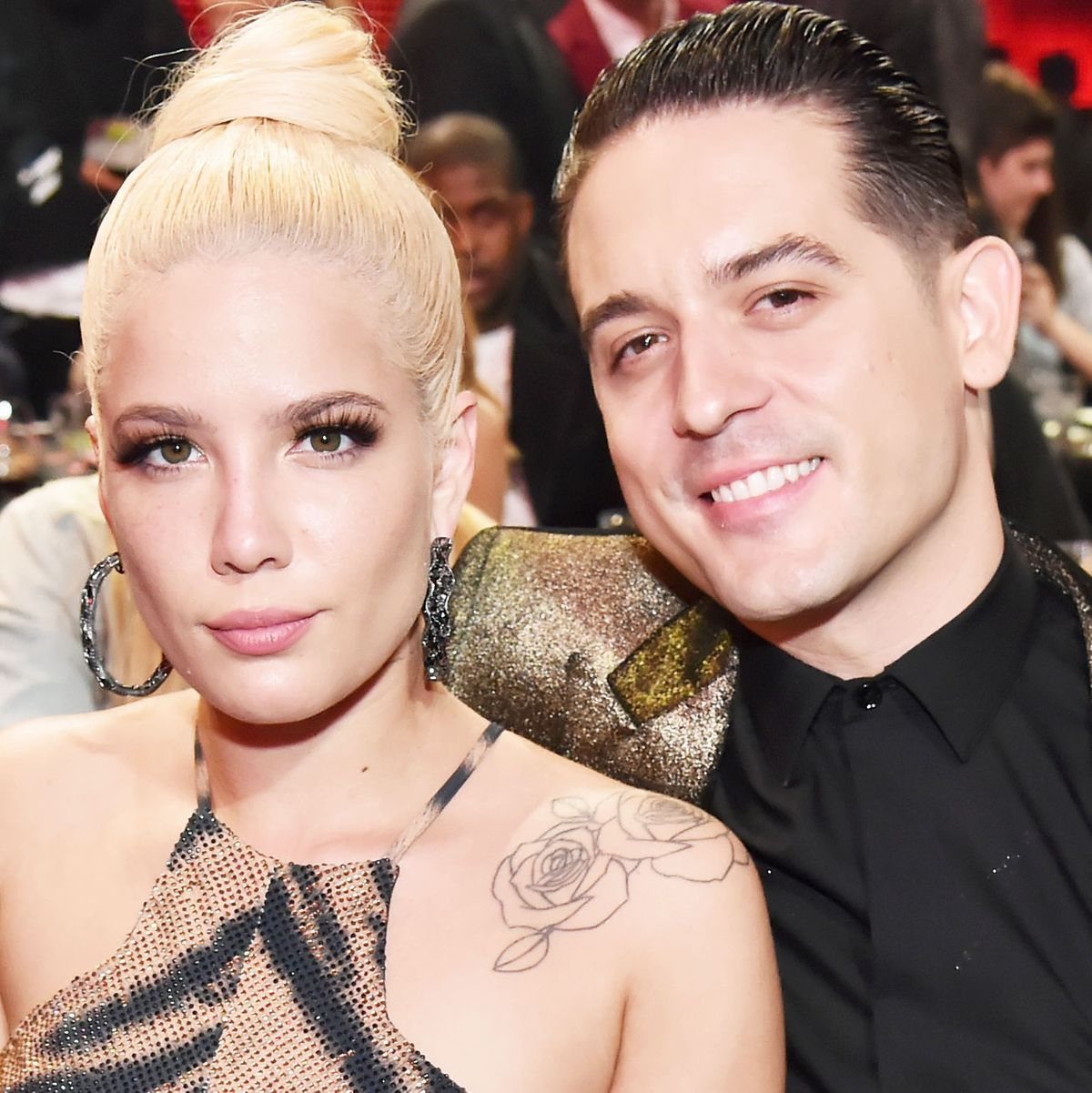 Halsey's New Song About G-Eazy Quotes 'Cry Me a River'