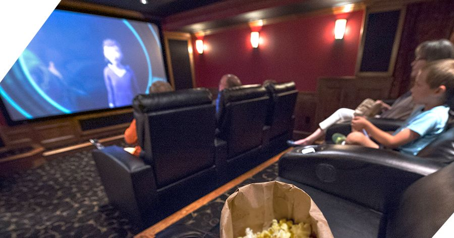 You'll Be Watching Many More Movies at Home. Here's How to Set Up a Great Home Theater.