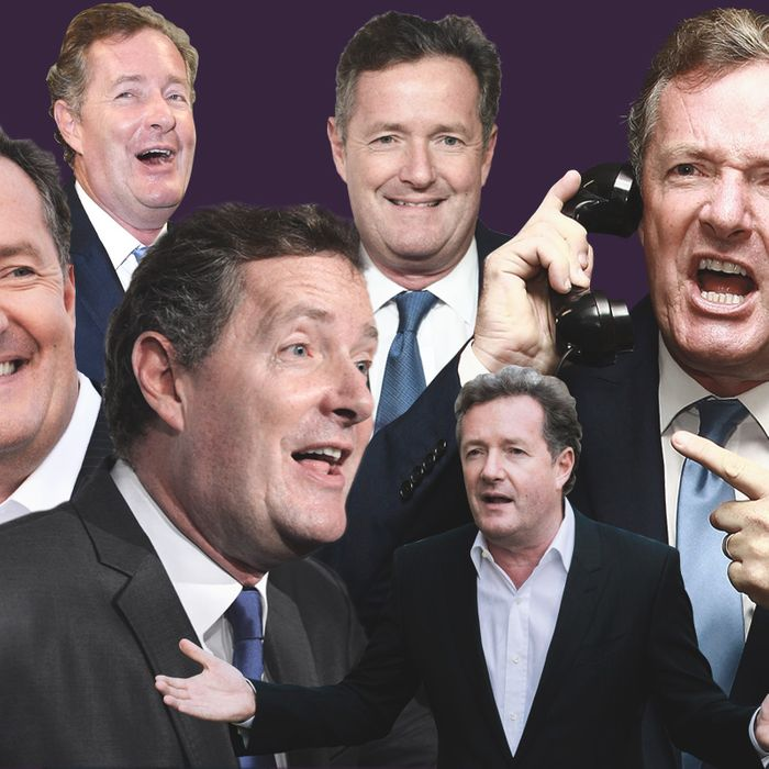 Terrible Opinion Haver Piers Morgan