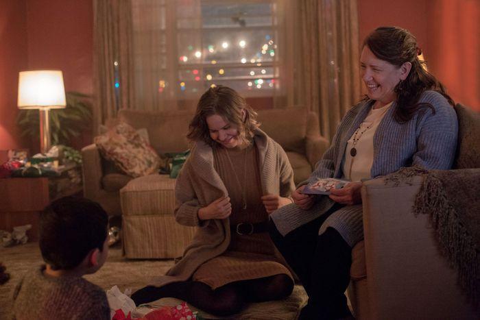 A blissful, pre-Gilead Christmas.