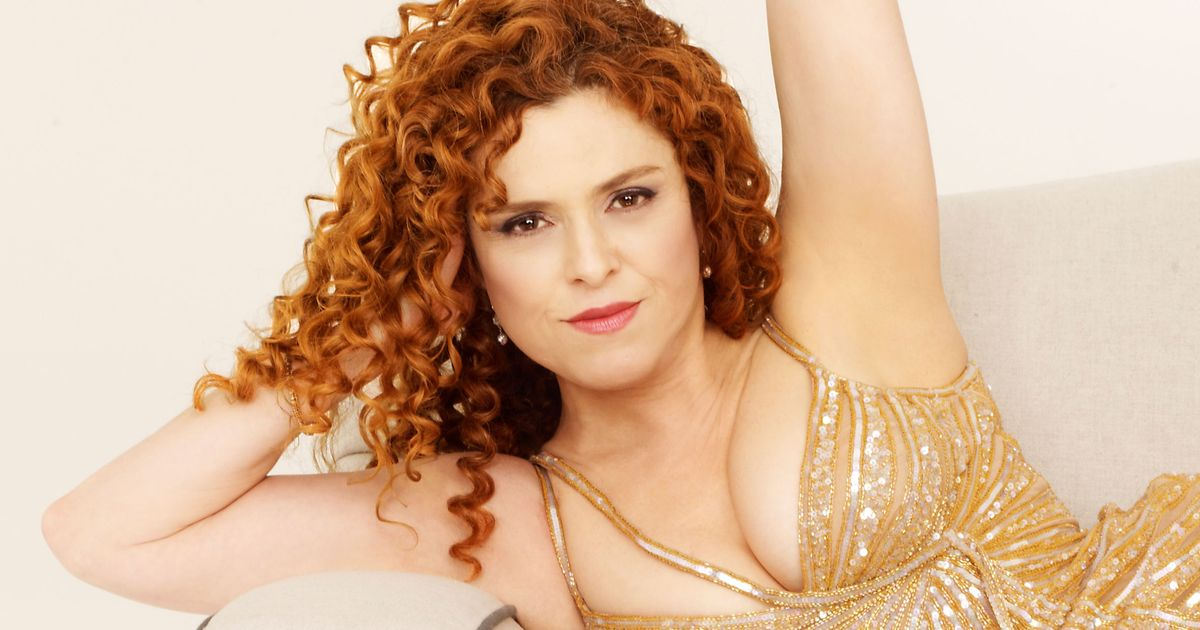 bernadette peters 2015