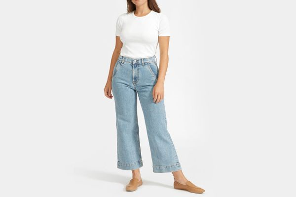 Everlane Wide Leg Jean