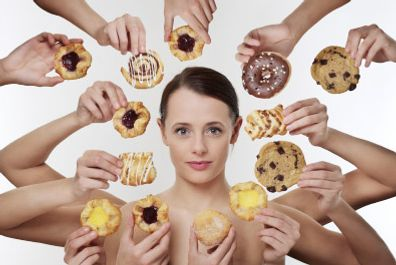 For many, comfort foods are an outlet for stress.