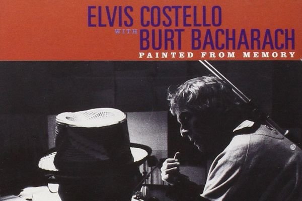 Burt Bacharach and Elvis Costello — Painted from Memory