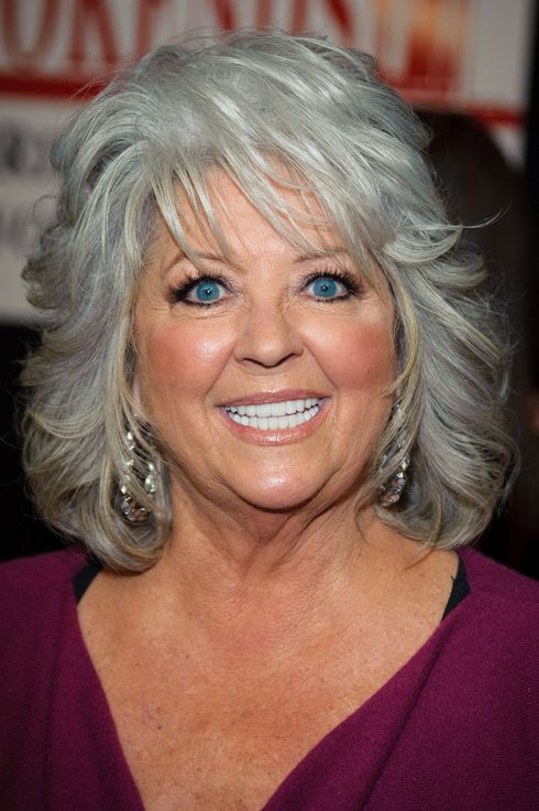 "Paula Deen promotes the new book ""Paula's Southern Cooking Bible"" at Bookends Bookstore on October 12, 2011 in Ridgewood, New Jersey.  (Photo by Dave Kotinsky/Getty Images)"
