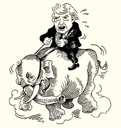 Retire the Notion That Trump Hijacked the GOP  NYMag