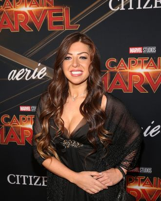 Pinar Toprak, the first woman to score a Marvel Cinematic Universe movie.