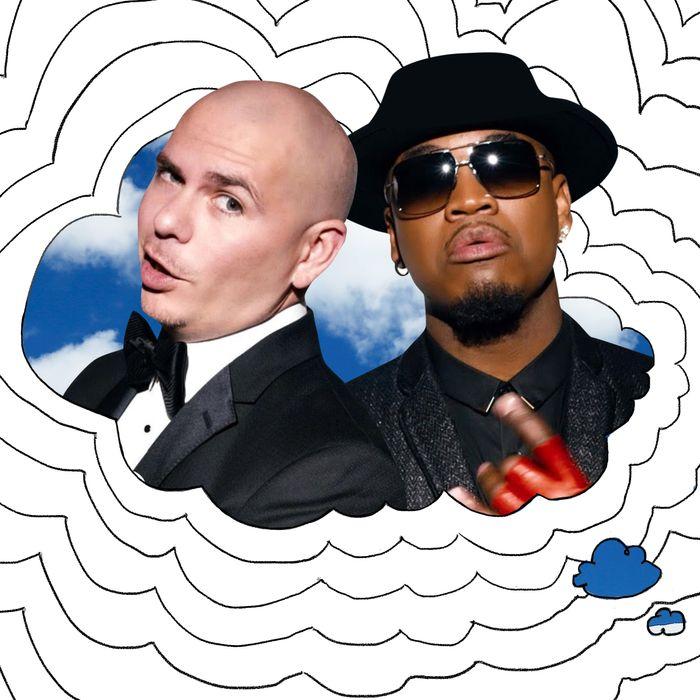 Pitbull and Ne-Yo.