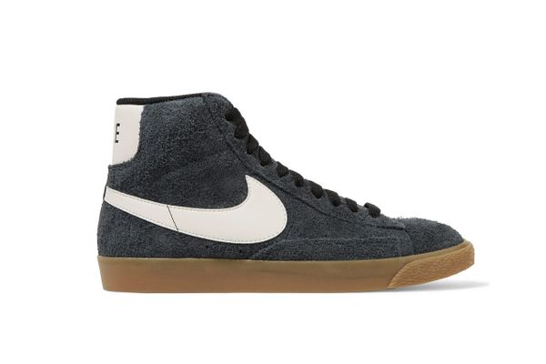 Nike Blazer Mid Suede High-Top Sneakers