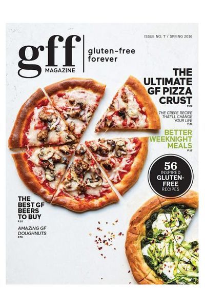 America's About to Get Whole Magazine Devoted to Gluten-Free Food