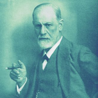 UNSPECIFIED - CIRCA 1754: Sigmund Freud (1856-1939) Austrian neurologist. Founder of Psychoanalysis. (Photo by Universal History Archive/Getty Images)