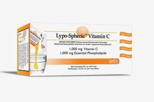 Lypo-Spheric Vitamin C, 30 Packets