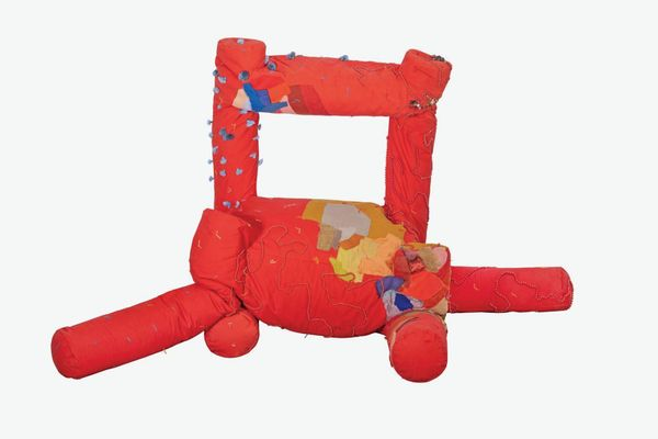 Katie Stout Stuffed Chair