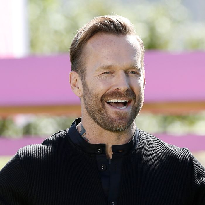 <em>The Biggest Loser</em> host Bob Harper would like to yell at you now.