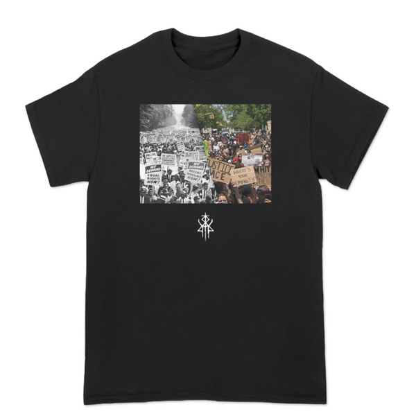Lorna Shore Black Lives Matter Tee