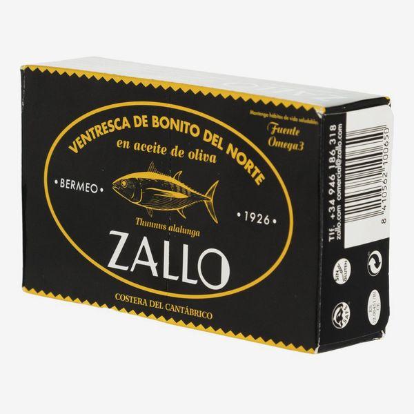 Zallo White Tuna Belly in Olive Oil