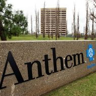 WOODLAND HILLS, CA - FEBRUARY 9:  The Anthem Blue Cross headquarters is seen after the health insurer began informing its individual policyholders of rate hikes up to 39 percent to take effect at the beginning of March, on February 9, 2010 in Woodland Hills, California. Anthem Blue Cross, which has the highest number of individual customers in California, raised rates by as much as 68 percent in 2009. Health insurance companies in California can legally raise their rates at any time by as much and as they want.  (Photo by David McNew/Getty Images)
