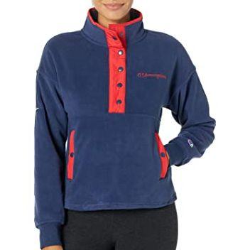 Champion Explorer Fleece Snap Front Pullover