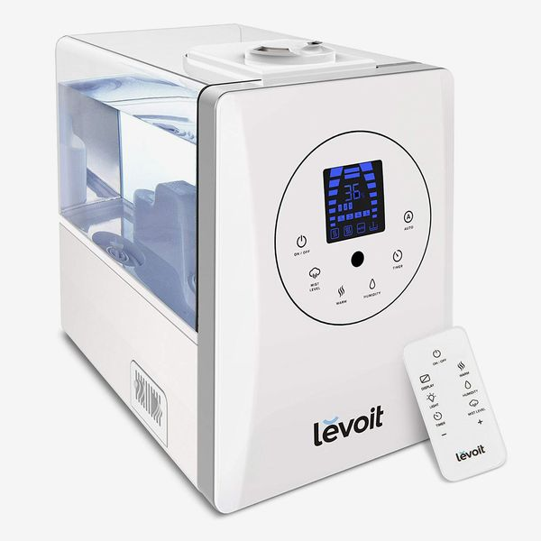 Levoit 6L Warm and Cool Mist Ultrasonic Humidifier