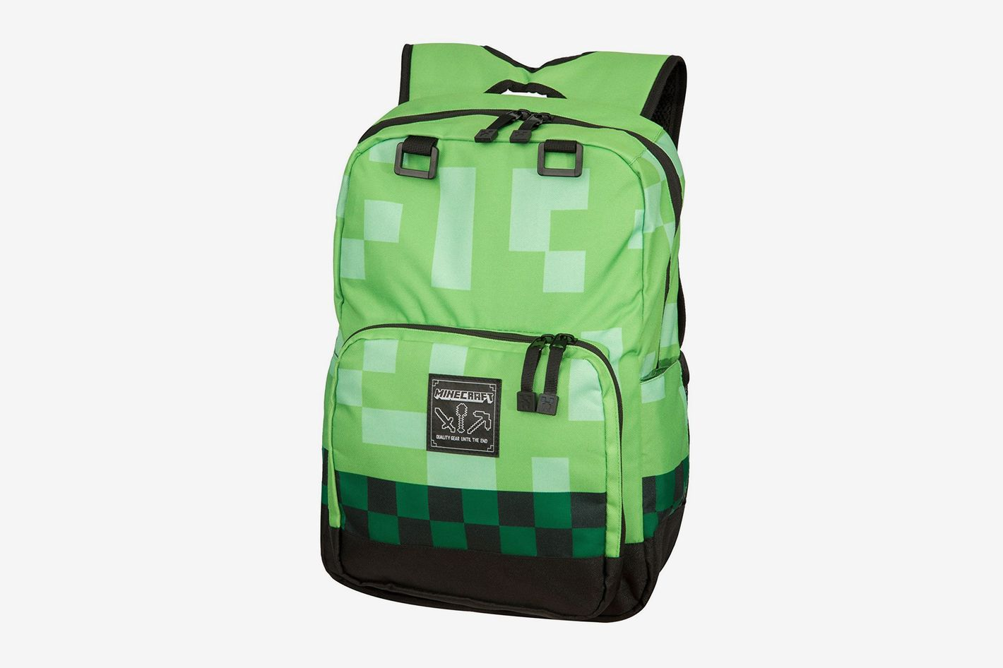9f174717e8 Jinx Minecraft Creeper Kids Backpack