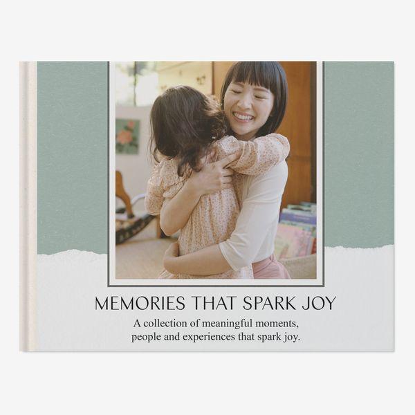 Moments of Joy by Marie Kondo Photo Book