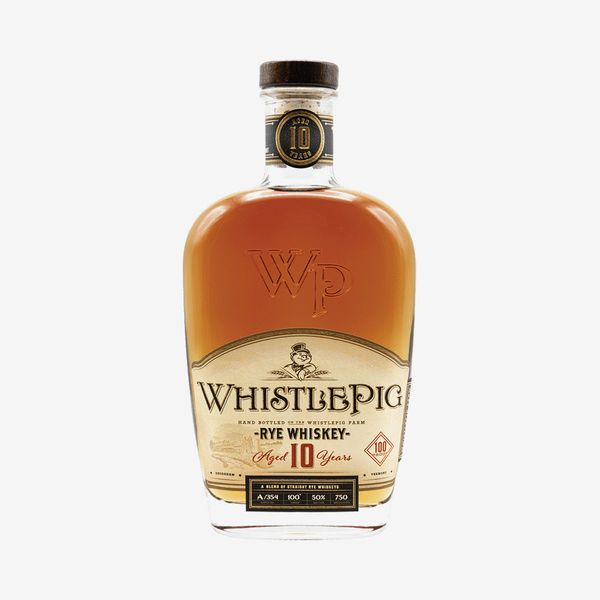 Whistlepig 10 Year Straight Rye