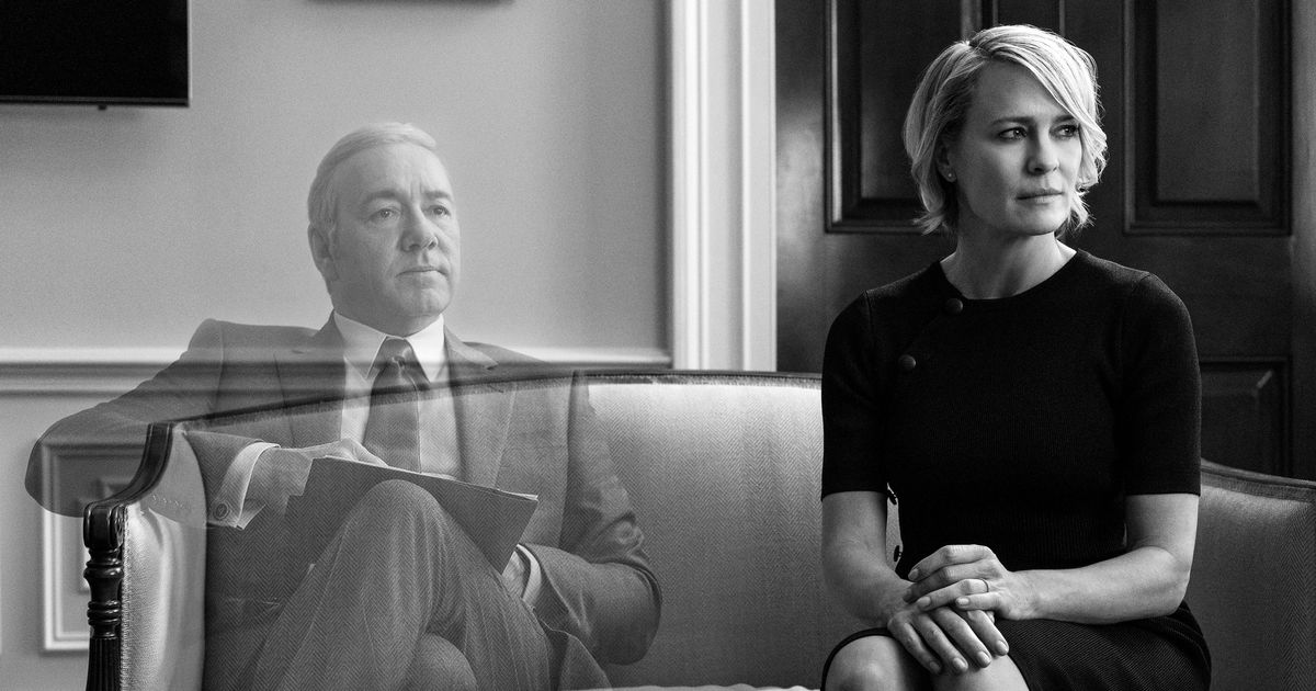 The House of Cards Team Wrote Their Final Season. Then They Wrote It Again.