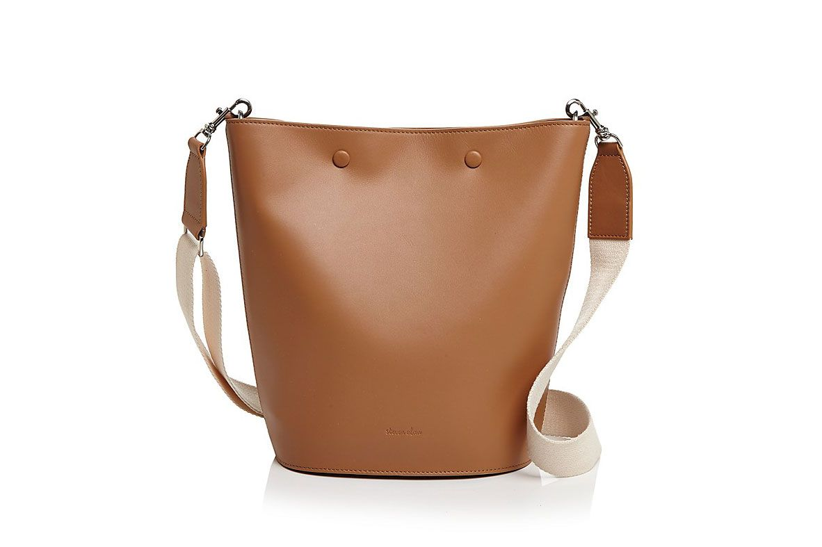 Steven Alan Rhys Leather Bag