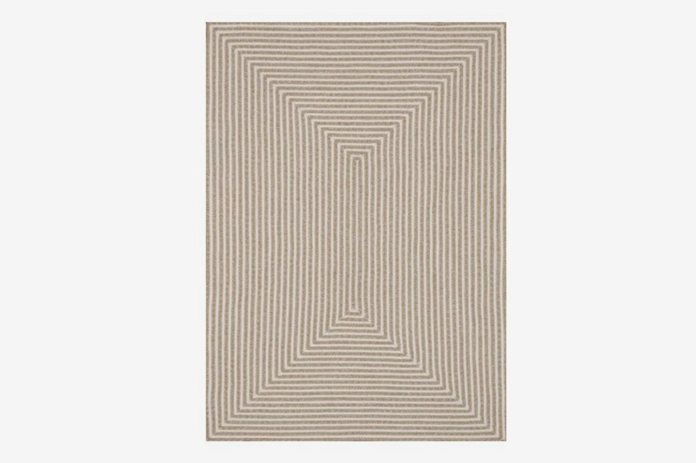 In/Out Hand-Woven Area Rug