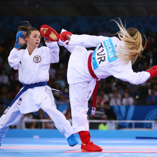 Karate Day 1: Baku 2015 - 1st European Games