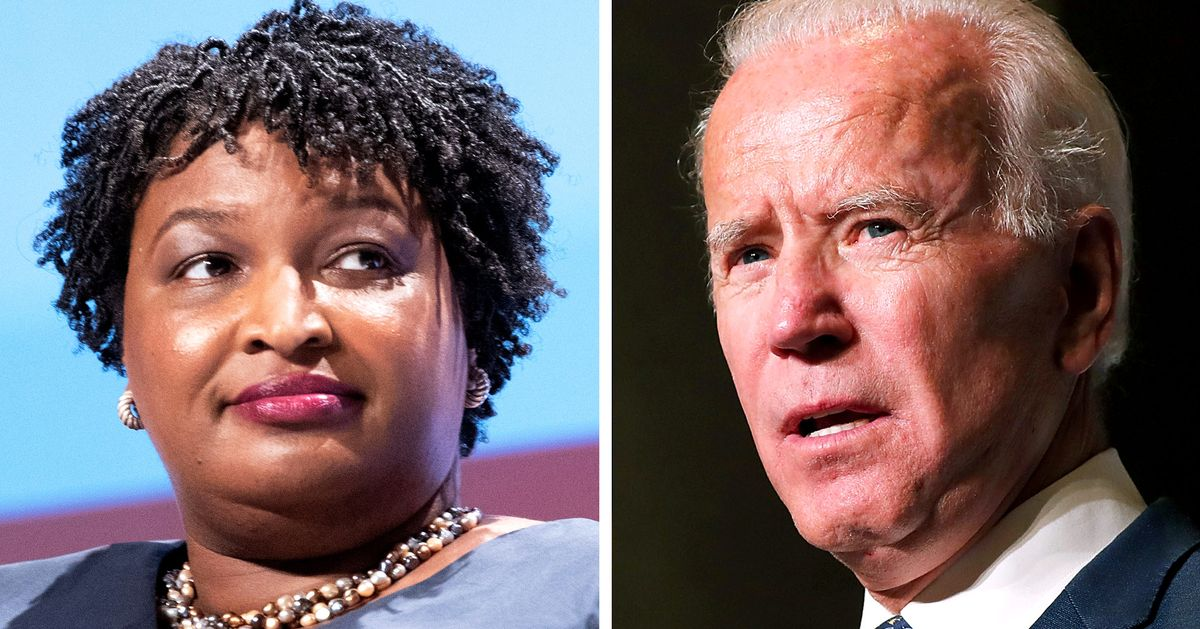 9 Reasons a Biden–Abrams Ticket Is a Brilliant Idea for Both Biden and Abrams